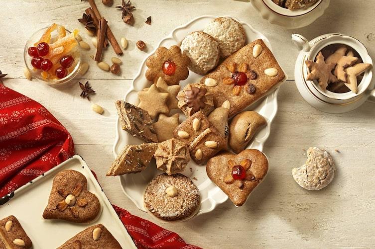 Lebkuchen, Lebkuchensorten, Weihnachten, Kekse