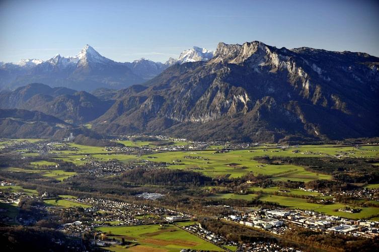 Untersberg, Ausflugstipps Untersberg, Ausflug Untersberg