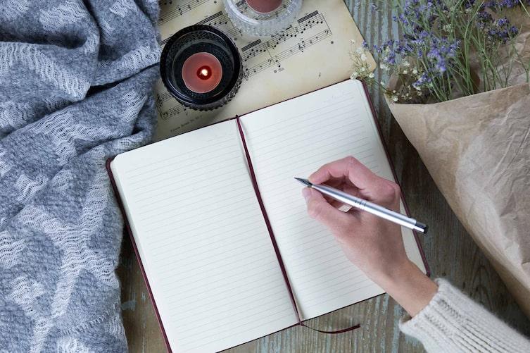 Tagebuch führen (Bild: Mauritius Images)