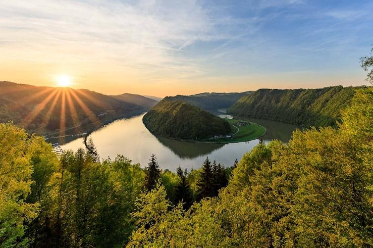 Entdecken Sie die Schönheiten der Donauschlinge (Foto: TVB Donau OÖ/Kaindlstorfer)