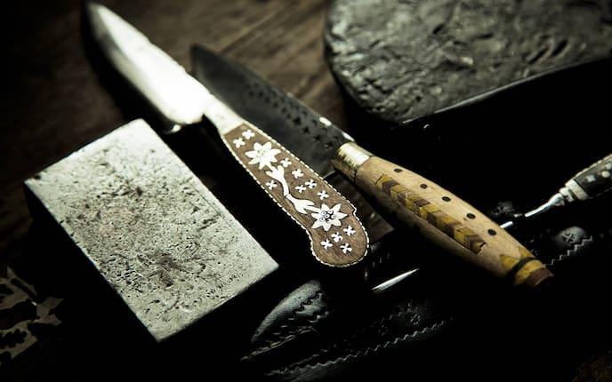 Südtiroler Messer, Peter Ainhauser, Handwerker