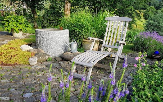 Outdoors, Garden, Arbour