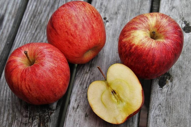 So läuft der Apfel nicht braun an (Bild: Pixabay)