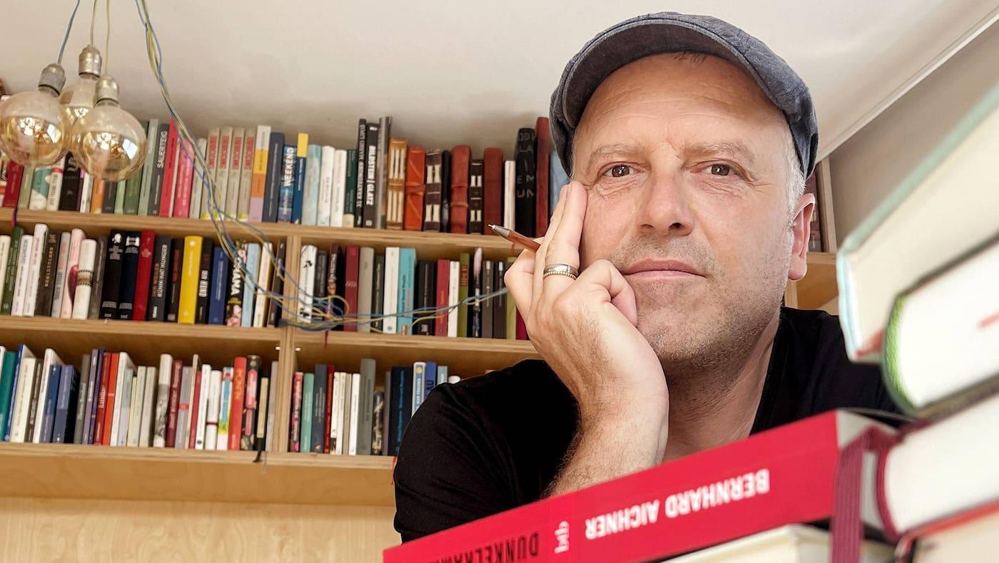 Bernhard Aichner, Autor, Bestseller, neues Buch, Porträt