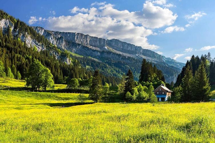 Rohrmoostal, Allgäu, Ausflug, Oberstdorf
