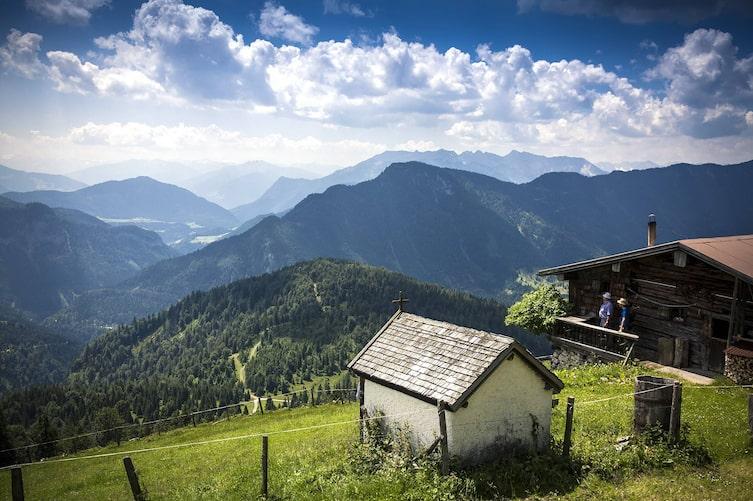Alpbachtal in Tirol (Bild: Bernhard Huber)