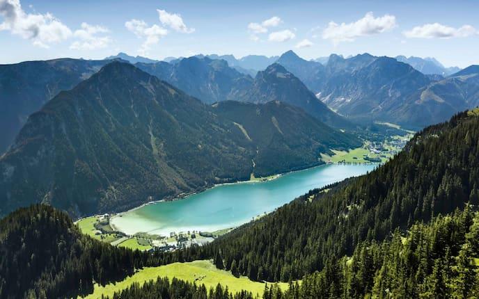 Achensee, Bergsee, Österreich