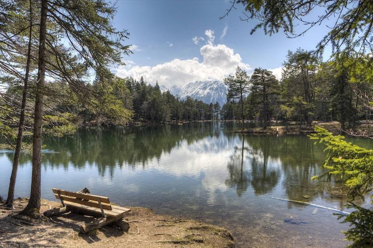 Möserer See, Wandertipps, Wanderungen Österreich, Wandern in Österreich, Wanderwege Österreich
