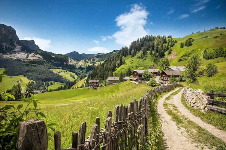 Gadertal, Südtirol (Bild: Bernhard Huber)