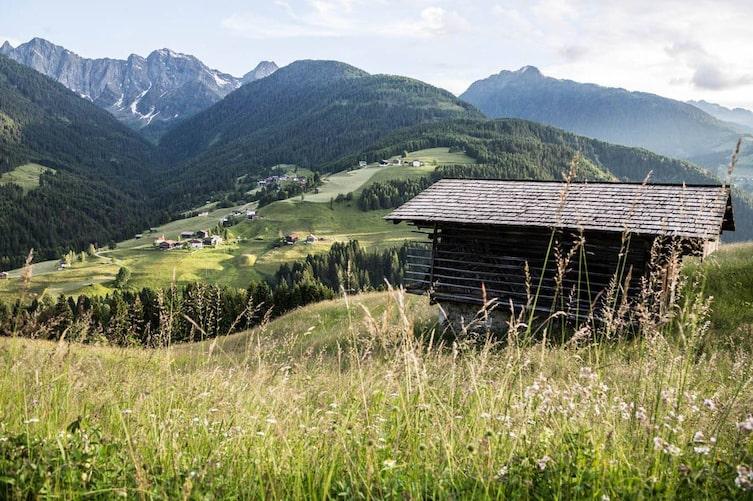 Landschaft des Lesachtals, Ausflug ins Lesachtal, Urlaub im Lesachtal