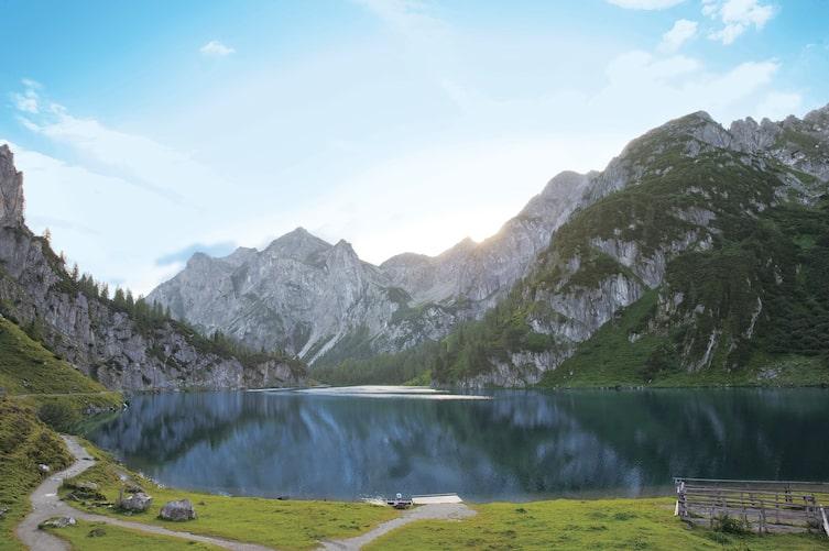Tappenkarsee, Salzburg, Seen in Österreich, Seen in Salzburg, Ausflugsziele