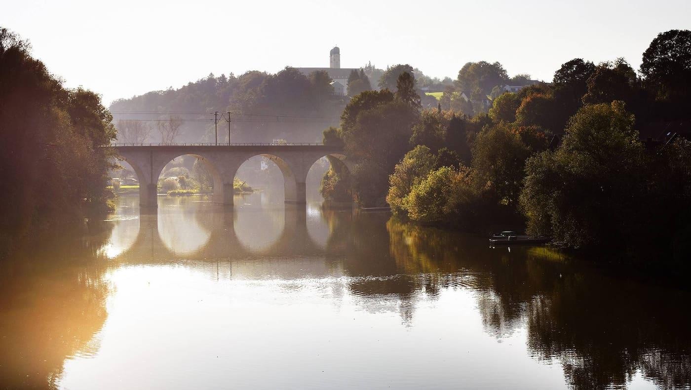 Passau, Ausflug Passau, Ausflüge Passau, Passau Ausflugsziele, Radtour Passau