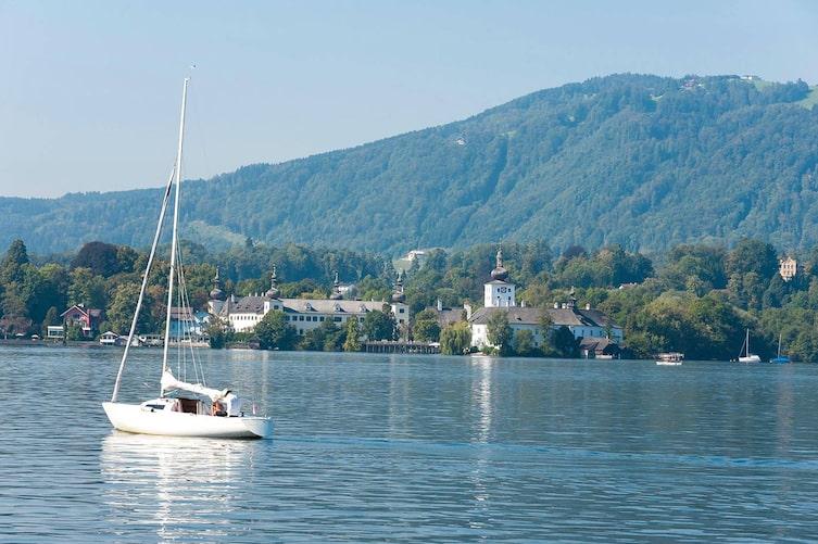 Traunsee, Traunkirchen, Ausflugsziele Traunkirchen, Ausflüge Traunkirchen, Ausflüge Salzkamergut, Salzkammergut Sightseeing