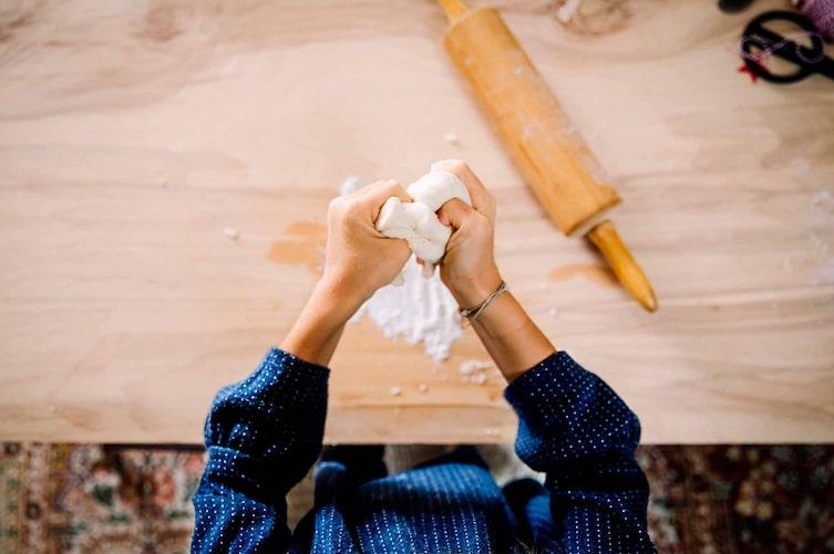 Salzteig selber machen (Bild: Doris Himmelbauer)