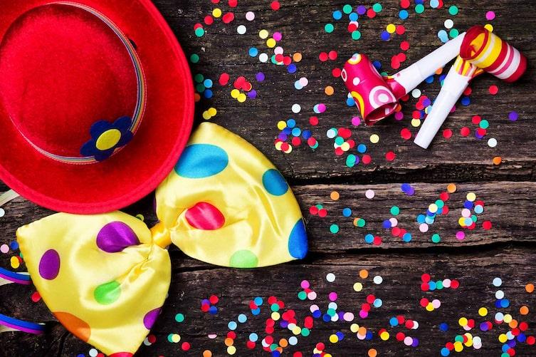 Fasching, Karneval, Brauchtum, Clown, Warum Fasching feiern