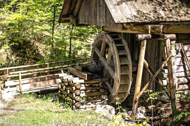 Alte Mühle (Bild: Hanna Wieser-Linhart)