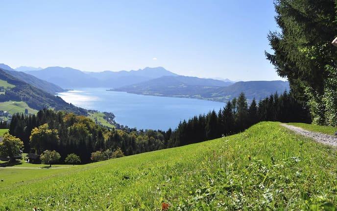 See im Sommer (Bild: Hanna Wieser-Linhart)
