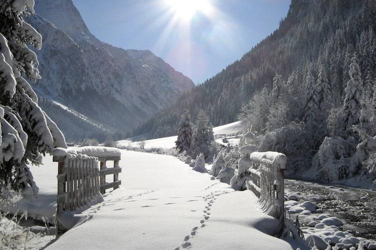 Winter im Pitztal (Bild: Erika Pechtl)