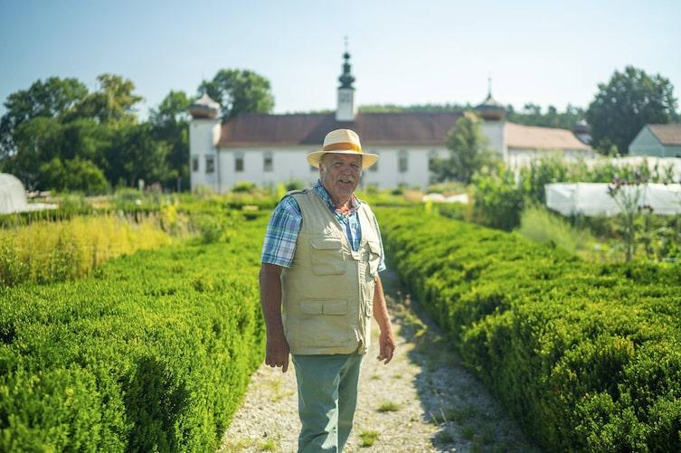 Garten, ServusTV, Josef Starkl