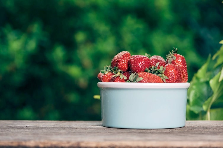 Frische Erdbeeren (Bild: Pixabay)