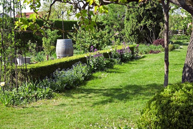 Astrologie im Garten: Erdgarten (Bild: Simone Andress)