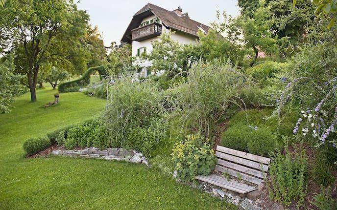 Astrologie im Garten: Feuergarten (Bild: Philipp Platzer)