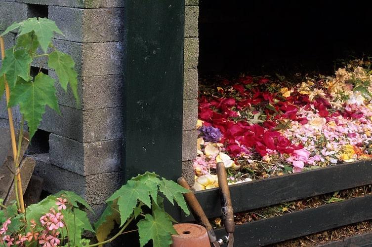 Richtig kompostieren (Foto: Mauritius Images)