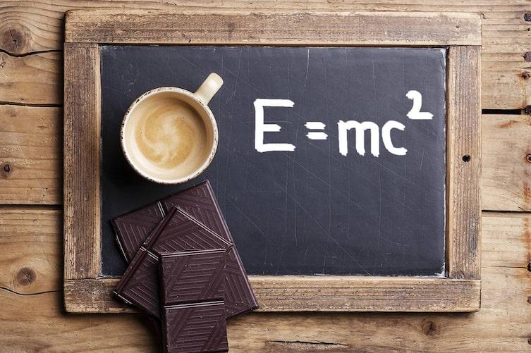 Relativitätstheorie, Lebensmittel, Gesundheit, Gehirn, Schokolade, Intelligenz