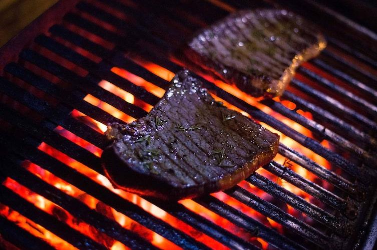 Grillen, Glut, Steak, Küchenwissen, Grillwissen