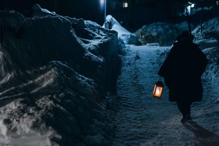 Nachtwächter aus Obertilliach (Foto: Sam Strauss)