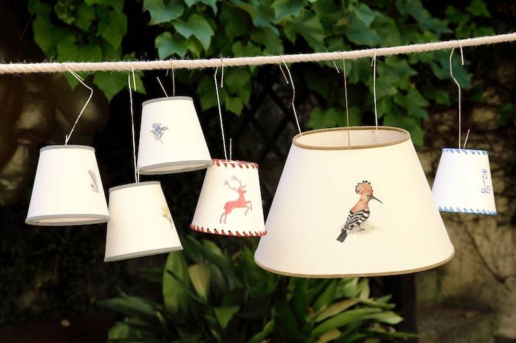 Lampenschirme Wainig (Bild: Petra Kamenar)