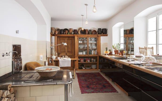 Hammerhaus, exklusiv wohnen, besonders wohnen