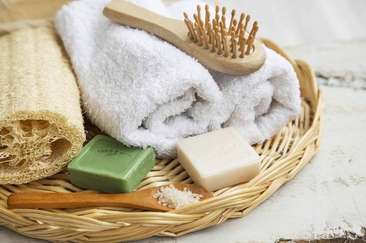 Badezimmer ohne Plastik (Foto: Thinkstock Photos)