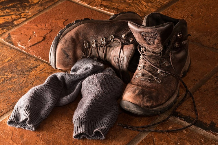 Schuhe geruchsfrei machen (Foto: Pixabay)