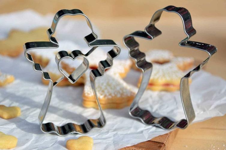 Mit diesen formschönen Küchenhelfern macht das Keksebacken noch mehr Spaß (Foto: Servus am Marktplatz)
