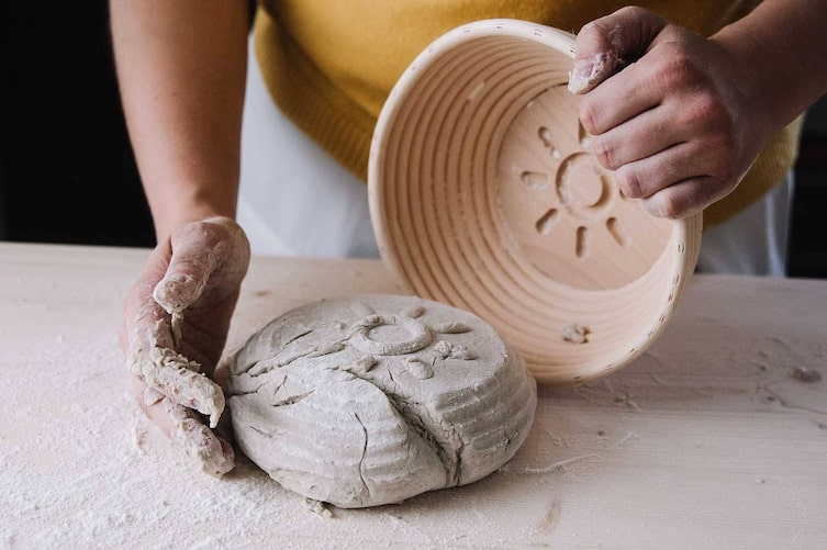 Brotbackformen von Familie Waldner, Brot mit Motiv backen