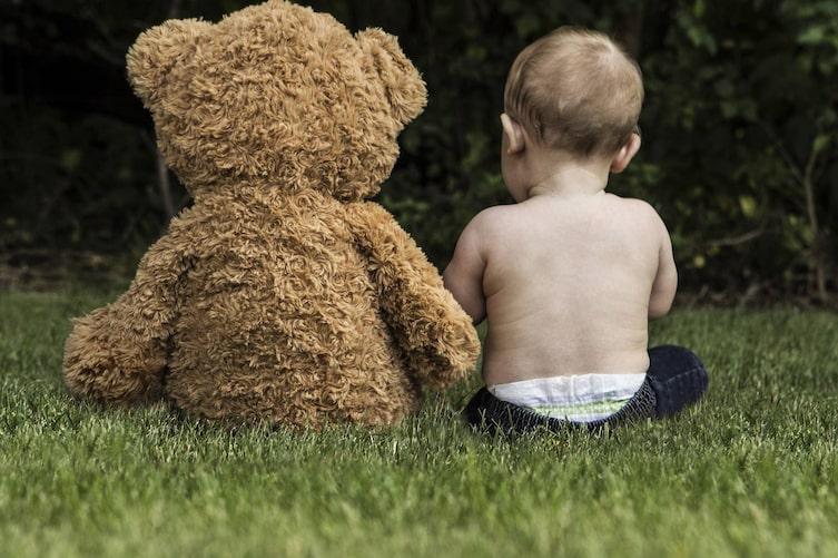 Babyhaut liebt natürliche Pflege (Bild: Pixabay)