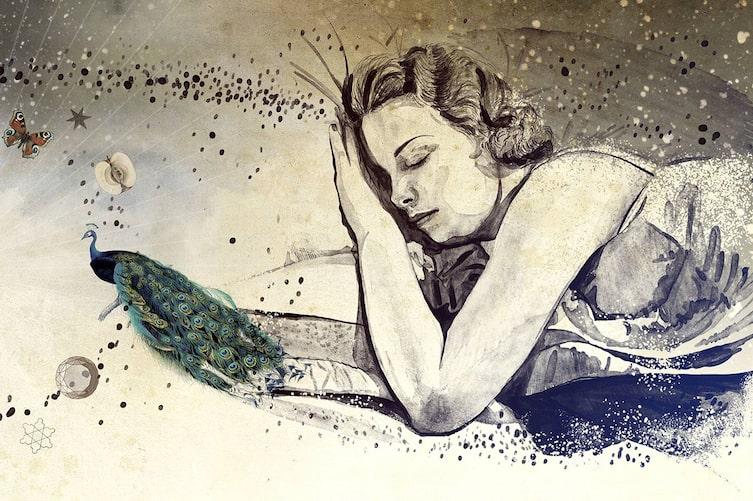 Träumen (Illustration: Andreas Posselt)