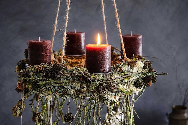 Wir wünschen einen stimmungsvollen ersten Adventsonntag (Foto: Michaela Gabler)