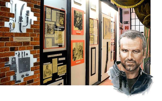 Podcast, Bernhard Aichner, Kriminalmuseum