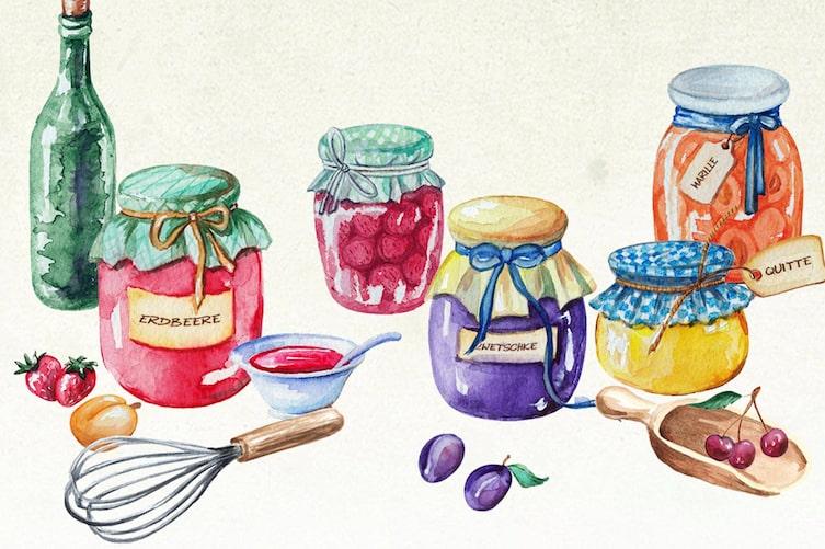 Einkochen, Podcast, Marmelade kochen, Küchenwisen