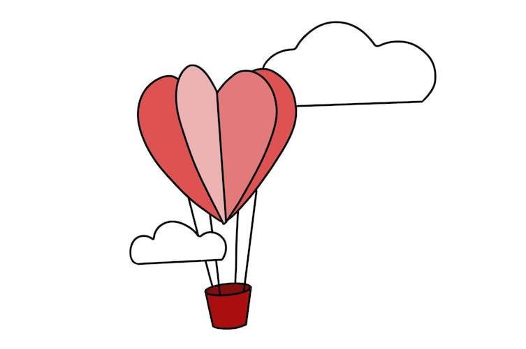 Grußkarte, Karte, Muttertag, Vatertag, Valentinstag