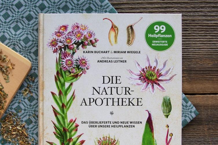 Gesundheitsbuch Naturapotheke (Foto: Servus Marktplatz)