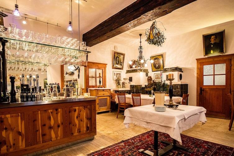 Fischrestaurant Kulmer (Bild: Marco Rossi)