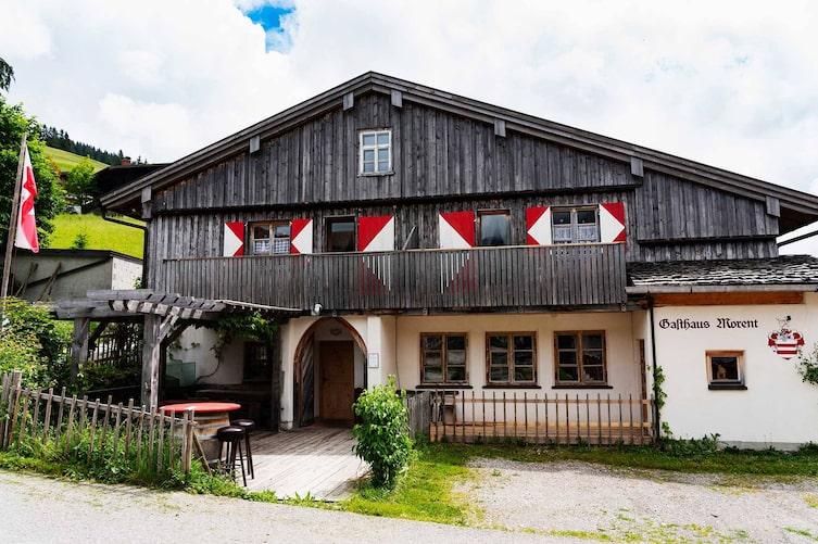 Gasthof Morent Tirol, Essen in Tirol, Gasthaus Tirol
