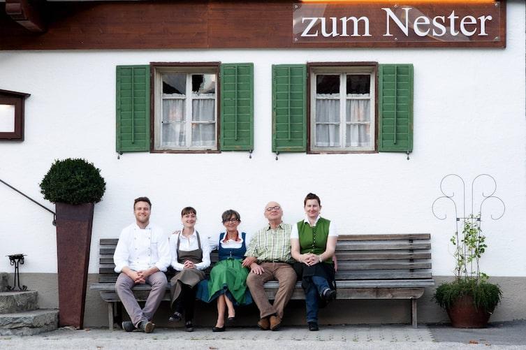 Wirtshaus-Tipp, Familie Hauser, Gasthaus Nester im Zillertal