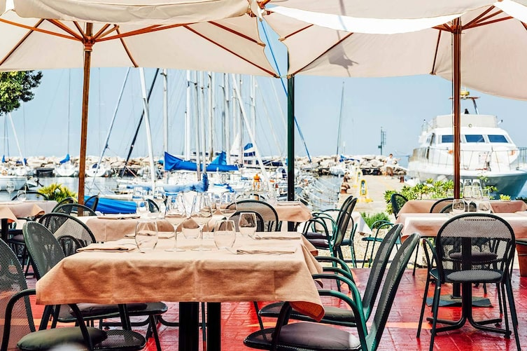 Tavernetta Al Molo in Triest (Foto: Christof Wagner)