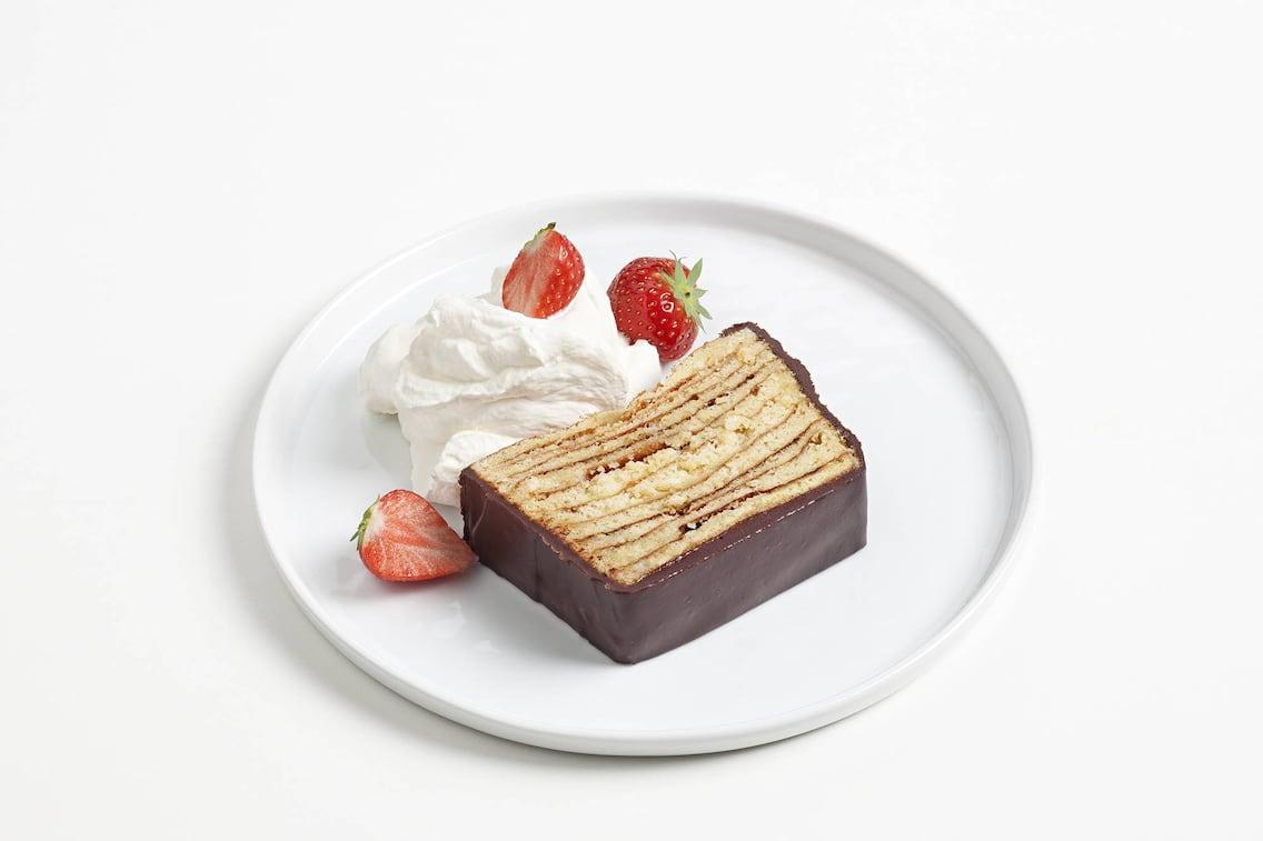 Rezept Baumkuchen Schritt für Schritt (Bild: Eisenhut & Mayer)