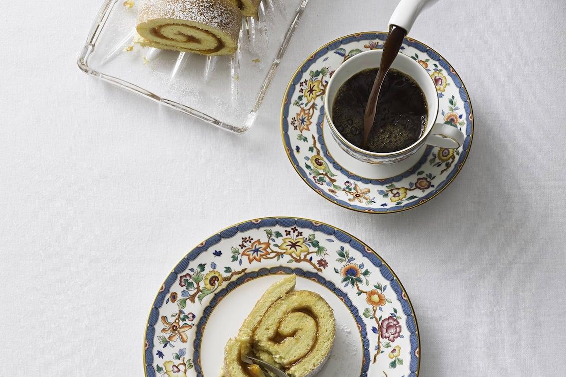Biskuitroulade (Bild: EIsenhut & Mayer)