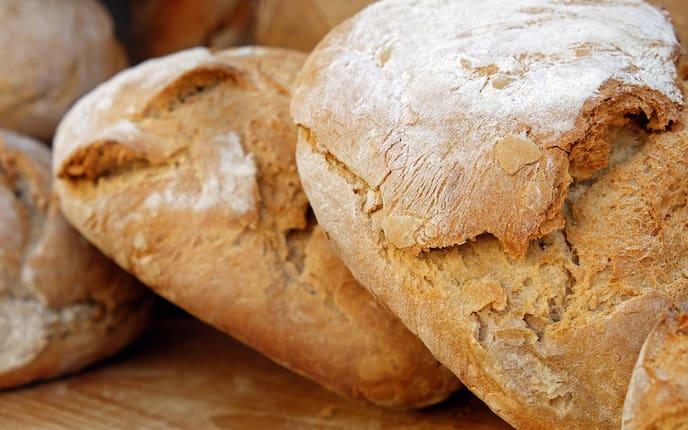 Brot, Mehl, Brotlaibe, Rezept